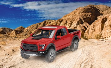 2017 Ford F-150 Raptor - Easy Click System · RE 07048 ·  Revell · 1:25