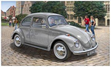 VW Käfer 1500 (Limousine) · RE 07083 ·  Revell · 1:24