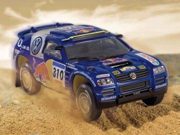 VW Race Touareg · RE 07132 ·  Revell · 1:32