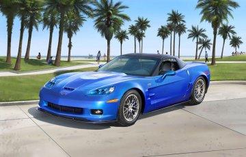 Corvette® ZR-01 · RE 07189 ·  Revell · 1:25