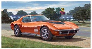 '69 Corvette Coupé · RE 07192 ·  Revell · 1:25