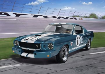 ´66 Shelby GT-350R · RE 07193 ·  Revell · 1:24