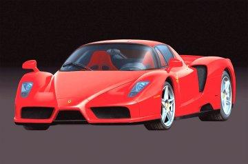 Ferrari - Enzo Ferrari · RE 07309 ·  Revell · 1:24