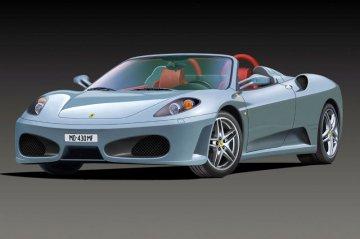 F430 Ferrari Spider · RE 07380 ·  Revell · 1:24