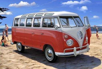 VW T1 Samba Bus · RE 07399 ·  Revell · 1:24