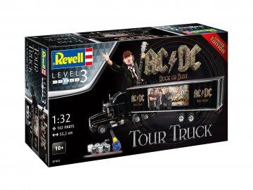 Geschenkset AC/DC Tour Truck · RE 07453 ·  Revell · 1:32