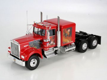 Kenworth W-900 · RE 07497 ·  Revell · 1:25