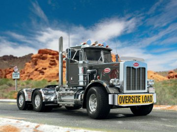 Truck Bill Sign Trucking · RE 07522 ·  Revell · 1:24