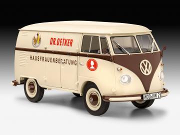 VW T1 - Dr. Oetker · RE 07677 ·  Revell · 1:24