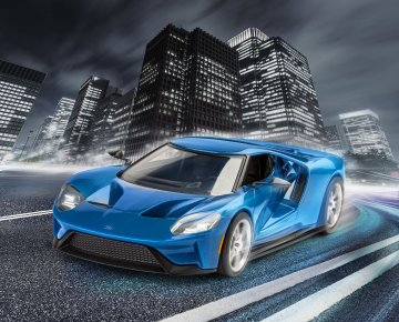 2017 Ford GT · RE 07678 ·  Revell · 1:24