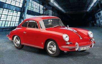 Porsche 356 B Coupe · RE 07679 ·  Revell · 1:16