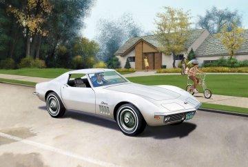 Corvette C3 · RE 07684 ·  Revell · 1:32