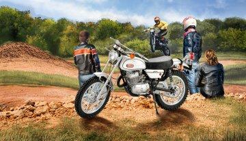 Yamaha 250 DT 1 · RE 07941 ·  Revell · 1:12