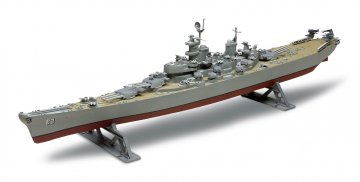 U.S.S. Missouri Battleship · RE 10301 ·  Revell · 1:535