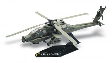 AH-64 Apache Helicopter · RE 11183 ·  Revell · 1:72