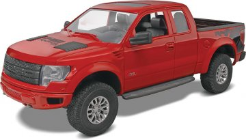 2013 Ford Raptor · RE 11233 ·  Revell · 1:25