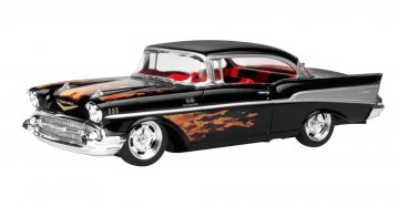 1957 Chevy Bel Air · RE 11529 ·  Revell · 1:25
