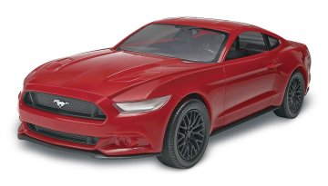 2015 Mustang · RE 11694 ·  Revell · 1:25