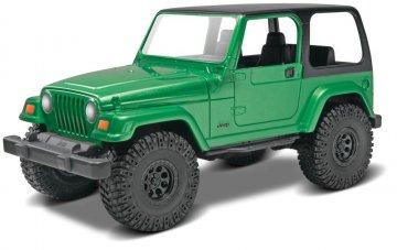 Jeep Wrangler Rubicon · RE 11695 ·  Revell · 1:25