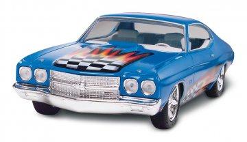 1970 Chevelle · RE 11932 ·  Revell · 1:25