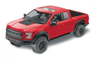 2017 Ford F-150 Raptor · RE 11985 ·  Revell · 1:25