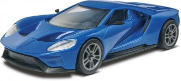 2017 Ford GT · RE 11987 ·  Revell · 1:24
