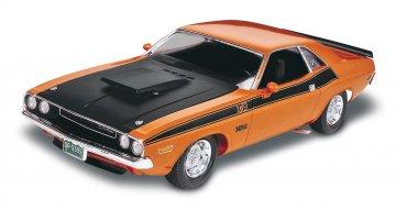 1970 Dodge Challenger 2´n1 · RE 12596 ·  Revell · 1:24