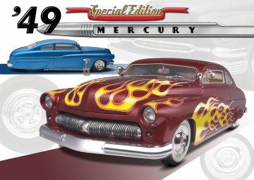 ´49 Mercury Custom Coupé 3 in 1 · RE 12860 ·  Revell · 1:25