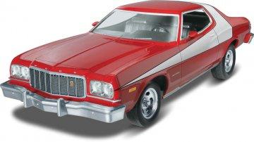 Starsky & Hutch Ford Torino · RE 14023 ·  Revell · 1:25