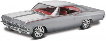 1965 Chevy Impala · RE 14190 ·  Revell · 1:25