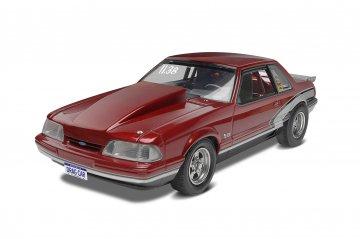 ´90 Mustang LX 5.0 Drag Racer · RE 14195 ·  Revell · 1:25