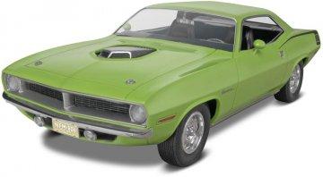 1970 Plymouth Hemi Cuda 2 in 1 · RE 14268 ·  Revell · 1:25