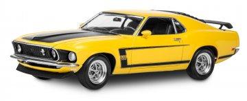 69 Boss 302 Mustang · RE 14313 ·  Revell · 1:25