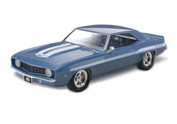 1969 Chevy Camaro Yenko · RE 14314 ·  Revell · 1:25