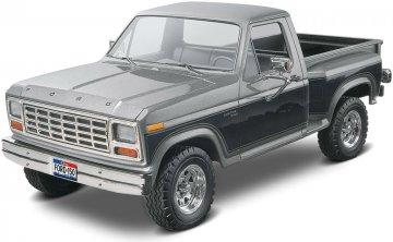 Ford Ranger Pickup · RE 14360 ·  Revell · 1:24