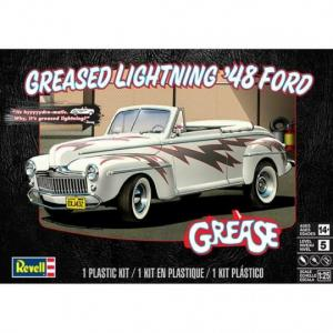 Greased Lightning 48 Ford Conver · RE 14443 ·  Revell · 1:25