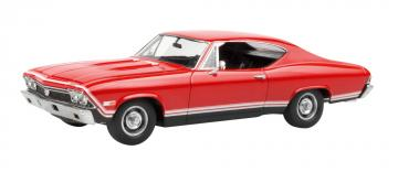 1968 CHEVELLE SS 396 · RE 14445 ·  Revell · 1:25
