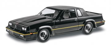 1985 Olds 442/FE3-X Show Car · RE 14446 ·  Revell · 1:25