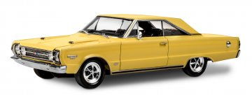 1967 Plymouth GTX · RE 14481 ·  Revell · 1:25