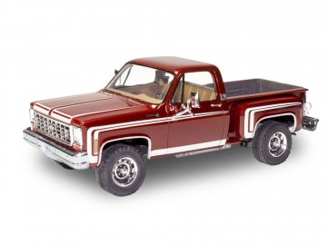 76 Chevy Sports Stepside Pick · RE 14486 ·  Revell · 1:25
