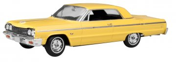 1964 Chevy Impala SS · RE 14487 ·  Revell · 1:25