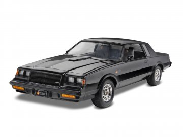 Buick Grand National · RE 14495 ·  Revell · 1:24
