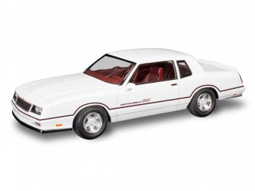 1986 Monte Carlo SS 2´N1 · RE 14496 ·  Revell · 1:25