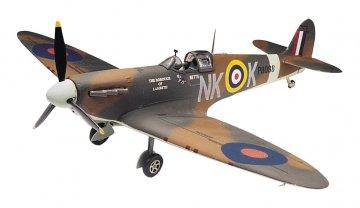 Spitfire Mk-II (11/98) · RE 15239 ·  Revell · 1:48