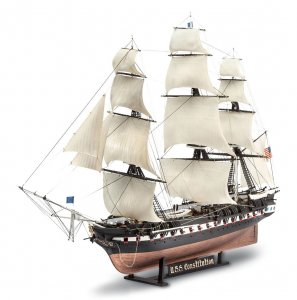 USS Constitution · RE 15404 ·  Revell · 1:196