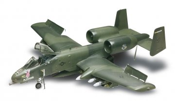 A-10 Warthog · RE 15521 ·  Revell · 1:48