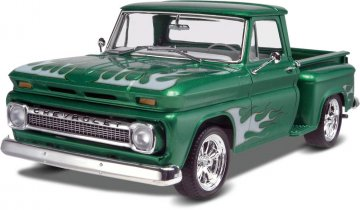 1965 Chevy Step Side · RE 17210 ·  Revell · 1:25