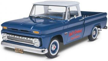1966 Chevy Fleetside Pickup · RE 17225 ·  Revell · 1:25