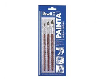 Painta Flachpinsel-Set · RE 29610 ·  Revell