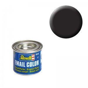 Teerschwarz (matt) - Email Color - 14ml · RE 32106 ·  Revell